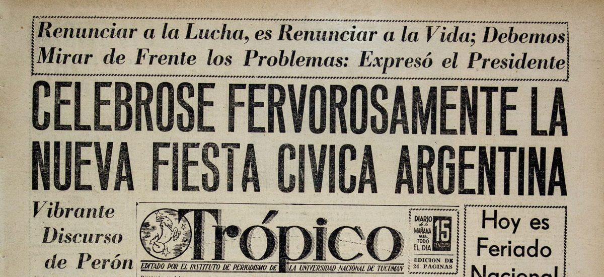 17 DE OCTUBRE | LO QUE OCURRÍA EN EL TRÓPICO