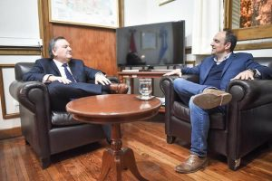 """""""El radicalismo en la provincia tendrá que protagonizar la construcción de alternativas de gobierno"""""""