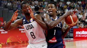 Francia será el rival de Argentina en semifinales del mundial de básquet