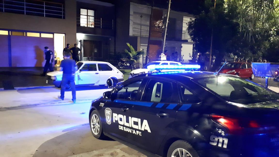 Violenta entradera: hubo tiroteo y un policía resultó herido - Sin ...