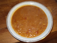 Tyrkisk Linsesuppe