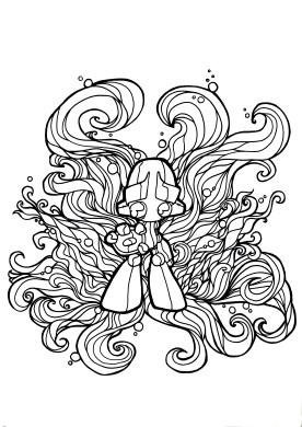Sin bot Swirly Gig