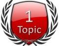 Start 1 Forum Topic Icon