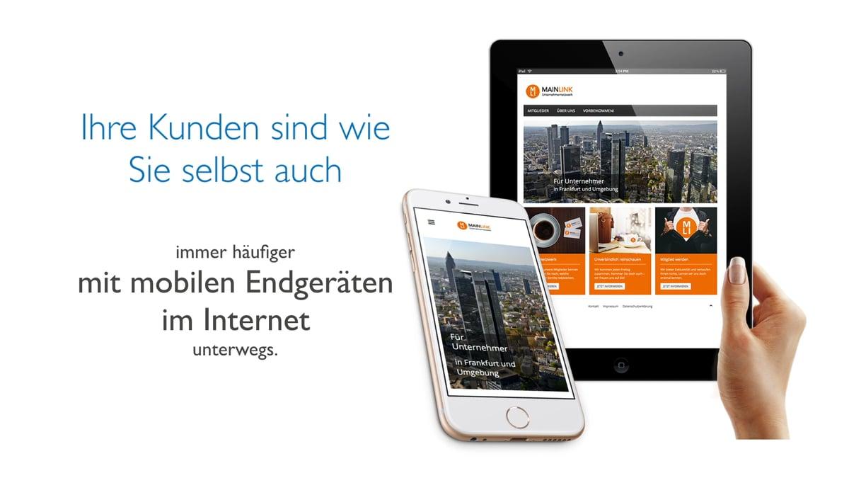 Erklär-Video mobile Webseiten für Unternehmer