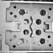 mold for printing machine