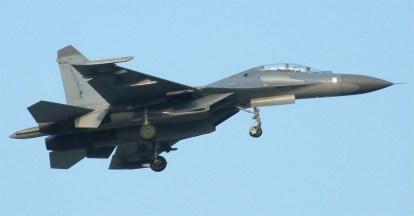 PLAAF Su-27UBK 'Flanker-C'