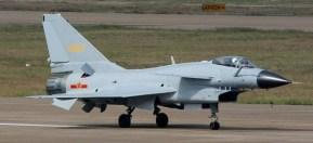 PLAAF Chengdu J-10A