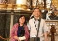 蔡詠梅(左)和王策。