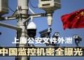網絡黑客入侵了上海公安局的一個網絡服務器,發現了110多萬條上海公安局的監控記錄,包括5000多名外國人的護照和照片紀錄。圖:youtube.com