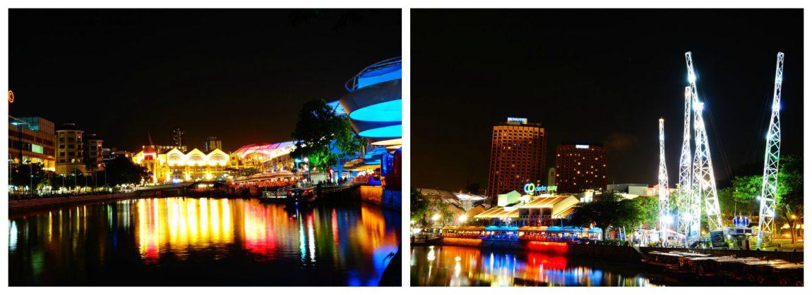 Clarke Quay. Que hacer en Singapur
