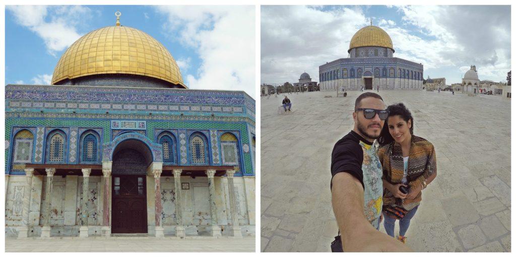 Explanada de las Mezquitas. Conocer Jerusalén