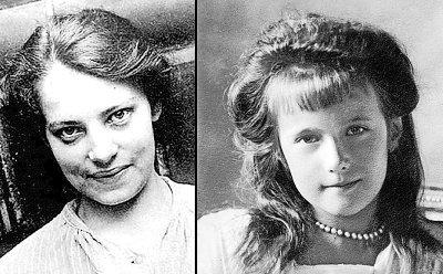 Anna Anderson vs Anastasia Romanov