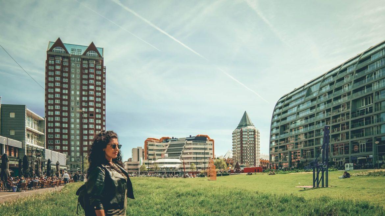 Rotterdam y Delft