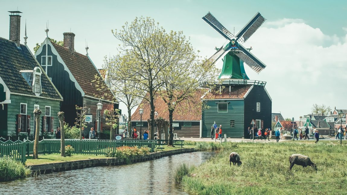 llegar a Zaanse Schans desde Amsterdam
