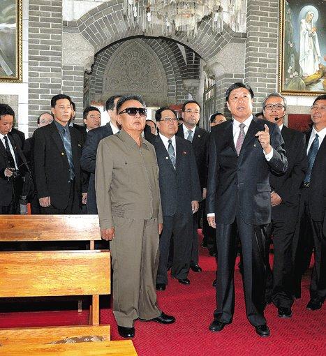 what did kim jong il want leonid petrov on the final testament