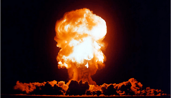 Does nuclear proliferation promote peace and stability? | Image: US Government