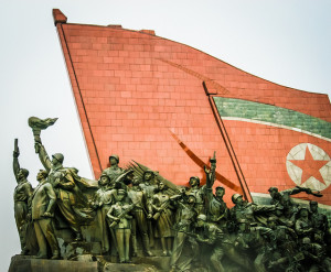 Socialism in the DPRK: betrayed?   Image: Gilad Rom