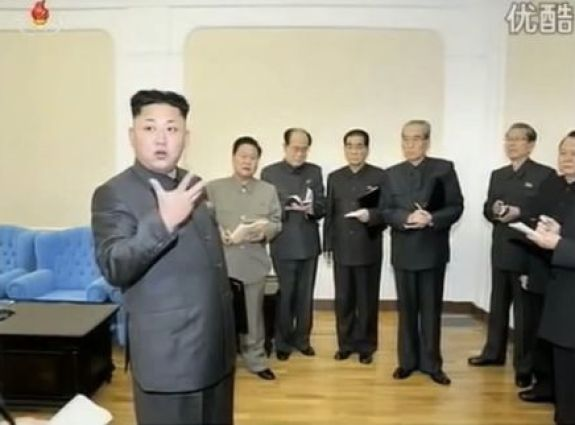 """We've got three more factionalist counter-revolutionaries in the Party?"" 