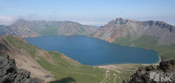 Heaven Lake | Image: Kayla Iacovino/Sino-NK