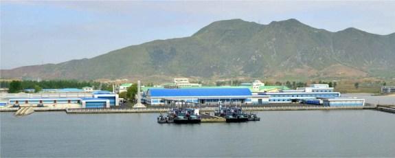January 8th Fishing Station