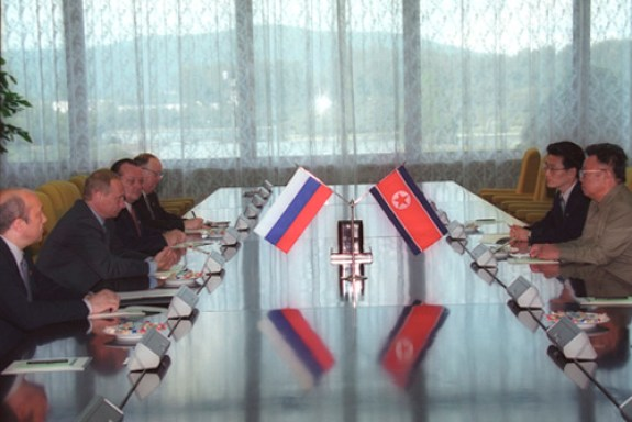 Until comparatively recently, post-Soviet bilateral relations were more style than substance. | Image: Wikicommons