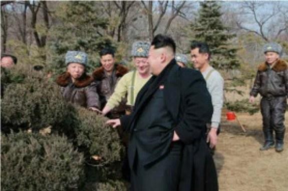 Kim Jong un and the pilots - empiricism