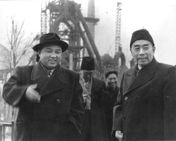 Kim and Zhou, Feb 1958