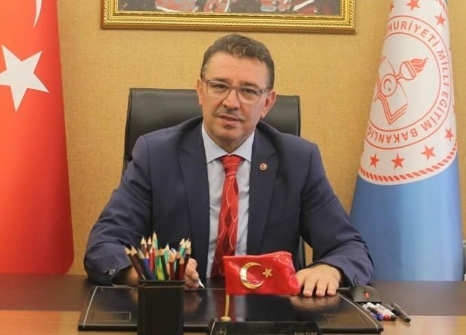 Müdür Yıldız Sinop'un eğitimdeki projelerini anlattı