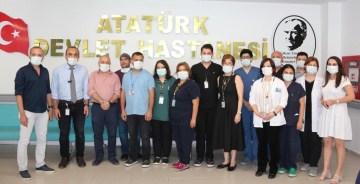 Sinop'ta Atatürk Devlet Hastanesi de 'dijitalleşti'