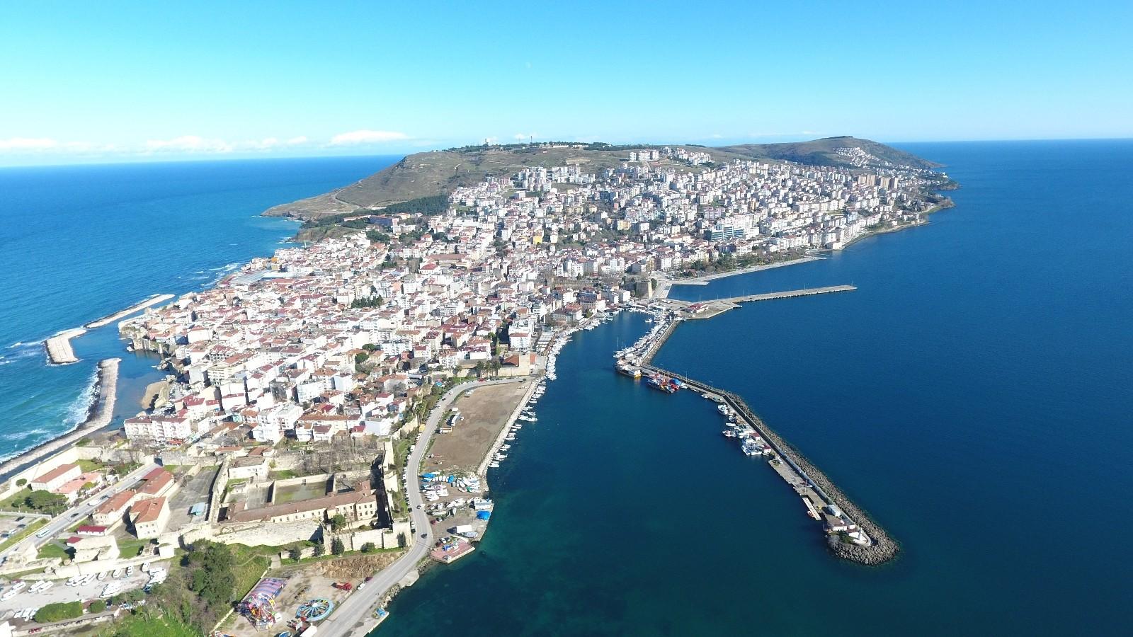 Sinop'ta ev kiraları yüzde 50 arttı