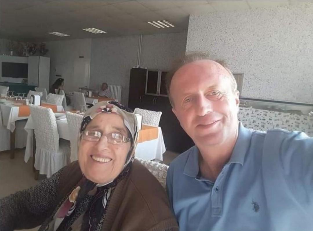 MHP Ayancık İlçe Başkanı Çınar'ın acı günü