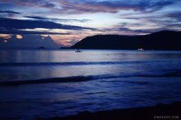 Costa Pacifica, Baler Sunrise
