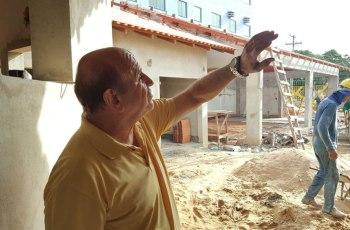 NOVA SEDE – Diretoria do SINPEF pretende entregar prédio aos associados até novembro