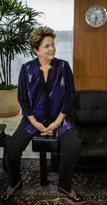 Dilma Rousseff virou uma gestora hemorrágica