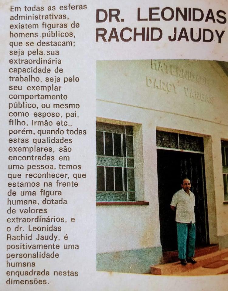 O saudoso legista Rachid Jaudi