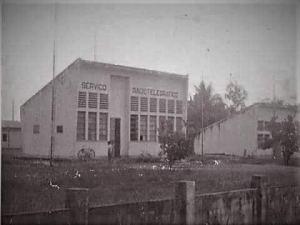 Antigo prédio do Ditel – Divisão de Telecomunicação da SSP/RO