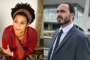 Pericia conclui que filho de Bolsonaro adulterou os videos da portaria do condomínio