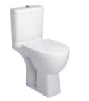 photo de wc blanc