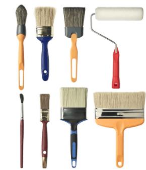 油漆刷的種類有哪些-1