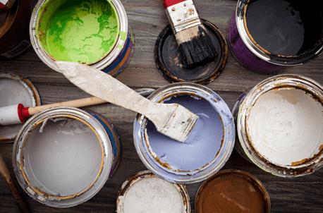 油漆工程(塗料)種類有哪些01