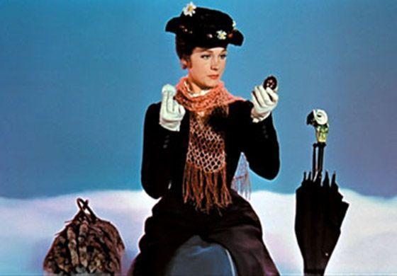 une vie de magie comme Mary Poppins !