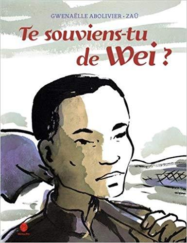 Wei, l'un des 140000 travailleurs chinois de la grande guerre