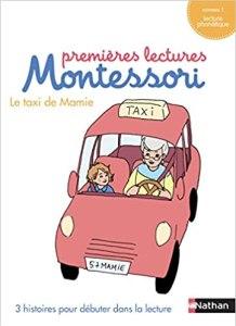 premières lectures pour apprendre à lire avec la méthode Montessori
