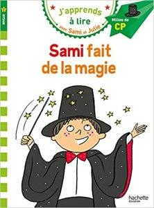 Sami et Julie, pour apprendre à lire même avec la méthode Montessori.
