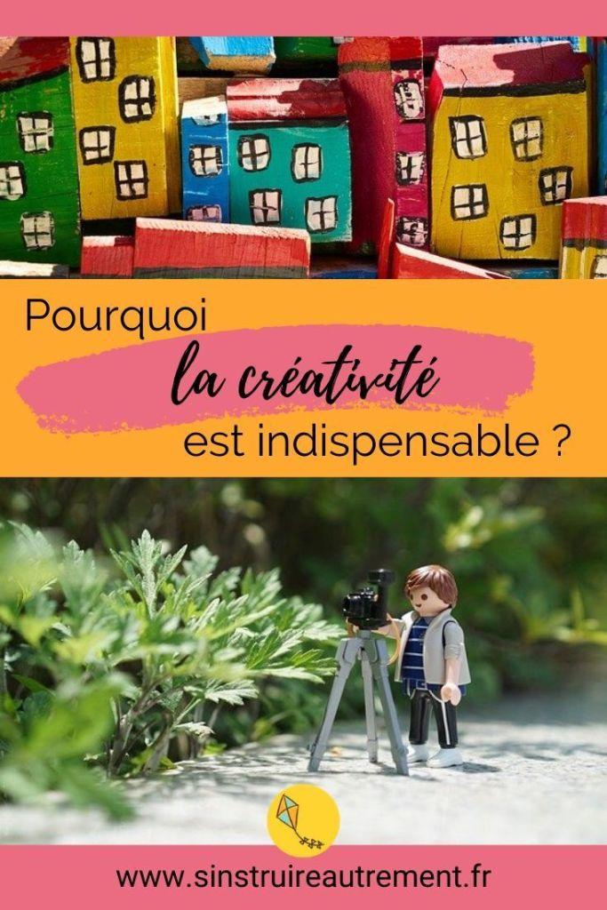 Pourquoi la créativité est indispensable pour les enfants ? Mes conseils pour la préserver, même si tu ne te sens pas l'âme créative !