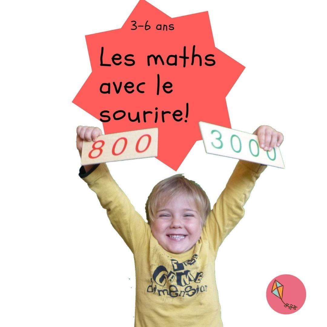 Apprendre les maths : compter jusqu'à 1000