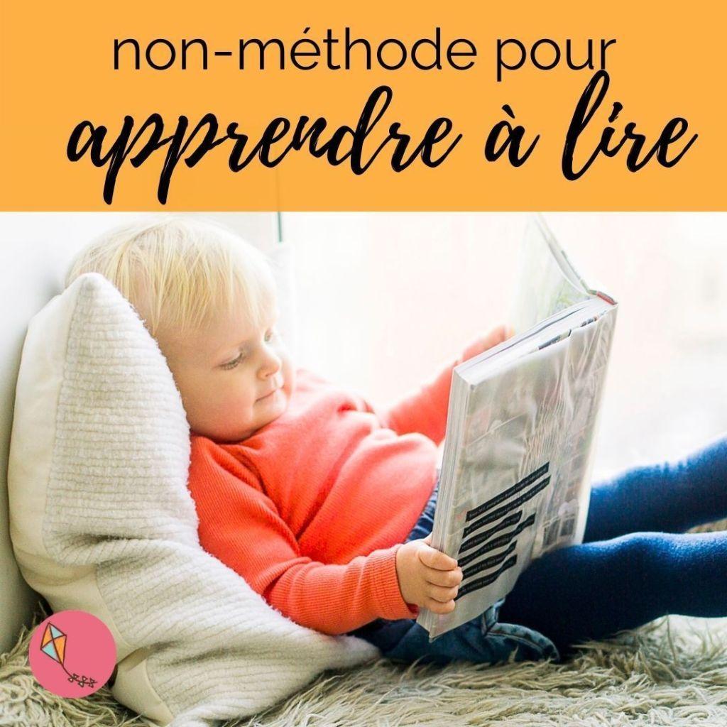 méthode pour apprendre à lire en famille