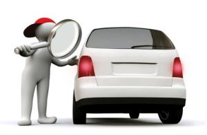 中古車一括査定から実車の出張査定