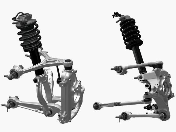 NSX新型2016 アクティブダンパーシステム