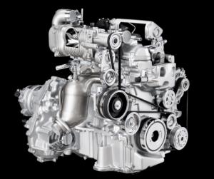 日産ノートのエンジン